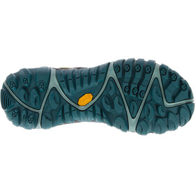 Merrell All Out Blaze Aero Sport - Chaussures Femme - gris/bleu